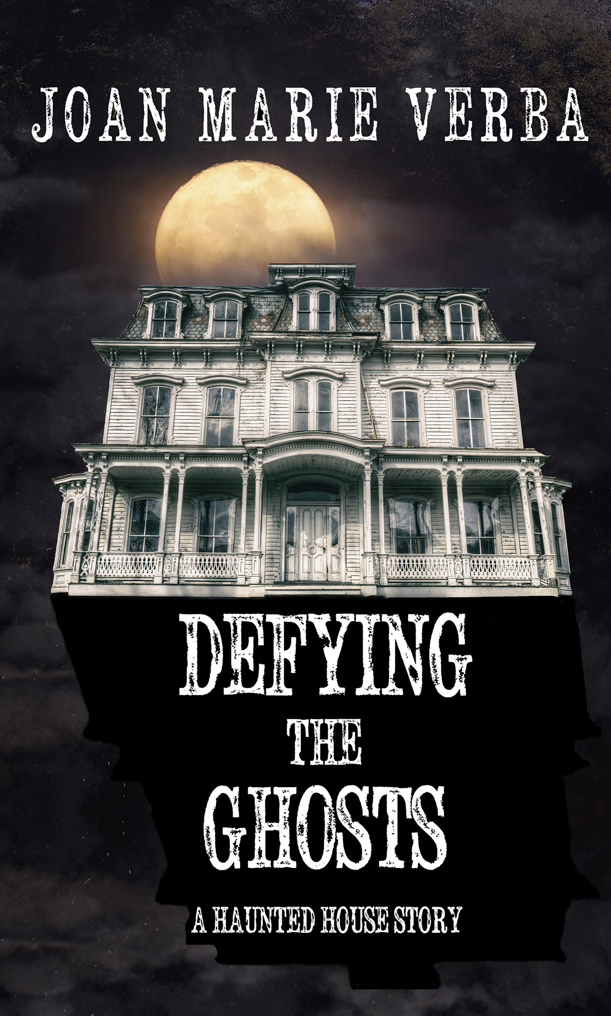 Defying the Ghosts cover